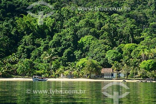 Casa no Saco de Mamanguá  - Paraty - Rio de Janeiro (RJ) - Brasil