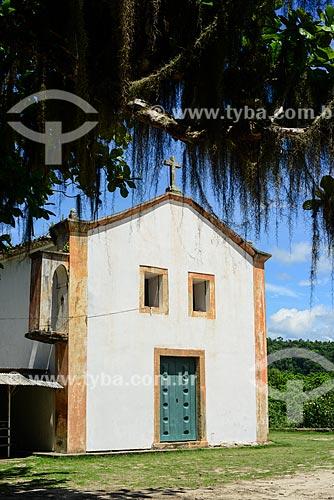 Igreja de Nossa Senhora da Conceição (1746)  - Paraty - Rio de Janeiro (RJ) - Brasil