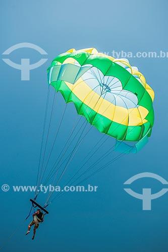 Parasailing na Baía de Guanabara  - Rio de Janeiro - Rio de Janeiro (RJ) - Brasil