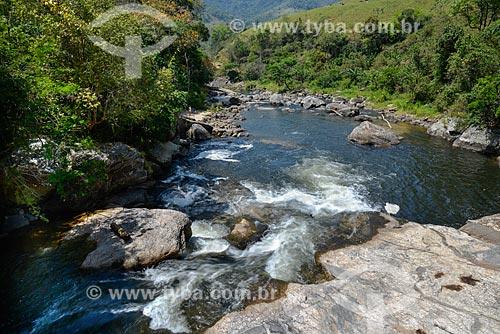 Rio Macaé na Reserva Florestal de Macaé de Cima  - Nova Friburgo - Rio de Janeiro (RJ) - Brasil