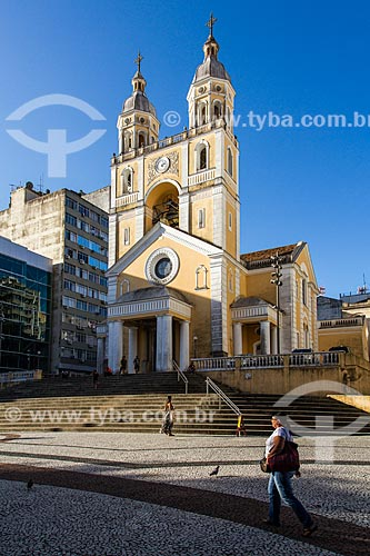 Catedral Metropolitana de Florianópolis (1773) - dedicada a Nossa Senhora do Desterro  - Florianópolis - Santa Catarina (SC) - Brasil