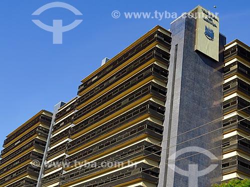 Fachada da sede do Tribunal de Justiça do Rio Grande do Sul  - Porto Alegre - Rio Grande do Sul (RS) - Brasil