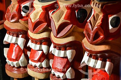 Carrancas à venda no Centro Luiz Gonzaga de Tradições Nordestinas  - Rio de Janeiro - Rio de Janeiro (RJ) - Brasil
