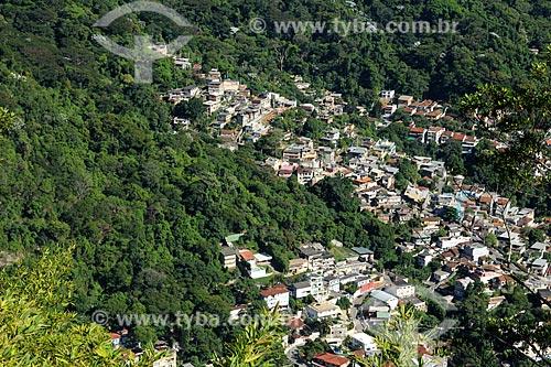 Vista geral da Favela Doutor Catrambi  - Rio de Janeiro - Rio de Janeiro (RJ) - Brasil
