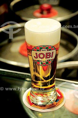 Chope do Bar Jobi  - Rio de Janeiro - Rio de Janeiro (RJ) - Brasil