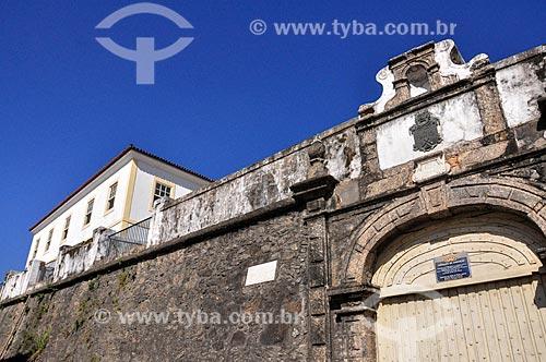 Fortaleza de Nossa Senhora da Conceição (1718) - atualmente abriga o Serviço Geográfico do Exército  - Rio de Janeiro - Rio de Janeiro (RJ) - Brasil