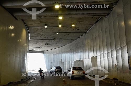 Mergulhão da Avenida Ayrton Senna  - Rio de Janeiro - Rio de Janeiro (RJ) - Brasil