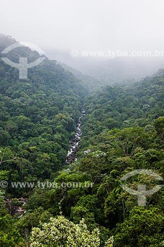 Vista do Parque Nacional de Itatiaia a partir do Mirante do Último Adeus  - Itatiaia - Rio de Janeiro (RJ) - Brasil