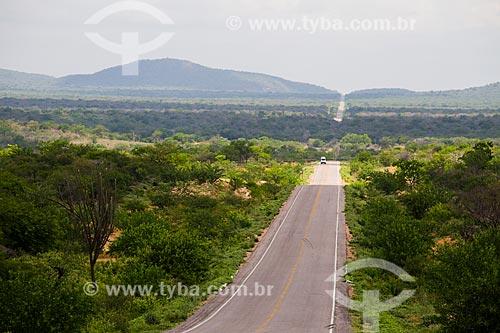 Vista da Rodovia PE-555  - Parnamirim - Pernambuco (PE) - Brasil