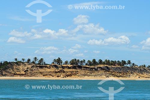 Vista geral da Praia de Tibau do Sul  - Tibau do Sul - Rio Grande do Norte (RN) - Brasil