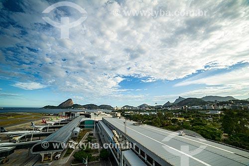 Aeroporto Santos Dumont  - Rio de Janeiro - Rio de Janeiro (RJ) - Brasil