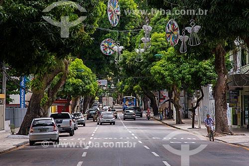 Veículos na Avenida Nazaré  - Belém - Pará (PA) - Brasil