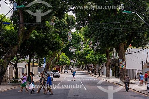 Pedestres na Avenida Nazaré  - Belém - Pará (PA) - Brasil