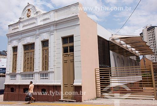 Fachada do Memorial dos Povos (2003)  - Belém - Pará (PA) - Brasil