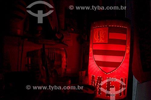 Casa de Dona Zica - Torcedora do Flamengo  - Rio de Janeiro - Rio de Janeiro (RJ) - Brasil