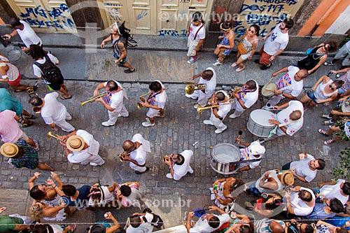 Bloco Frevo Prato Misterioso - Abertura não oficial do Carnaval  - Rio de Janeiro - Rio de Janeiro (RJ) - Brasil