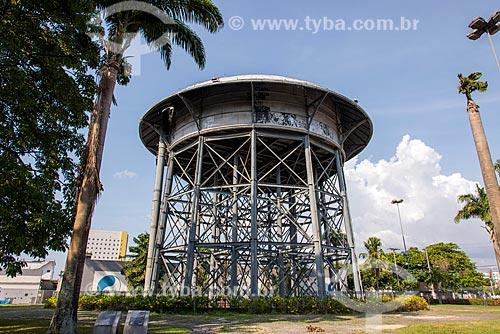 Caixa dágua da COSANPA (Companhia Paraense de Saneamento) - 1884  - Belém - Pará (PA) - Brasil