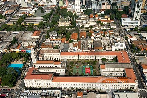 Foto aérea do Colégio Imaculada Conceição  - São Paulo - São Paulo (SP) - Brasil