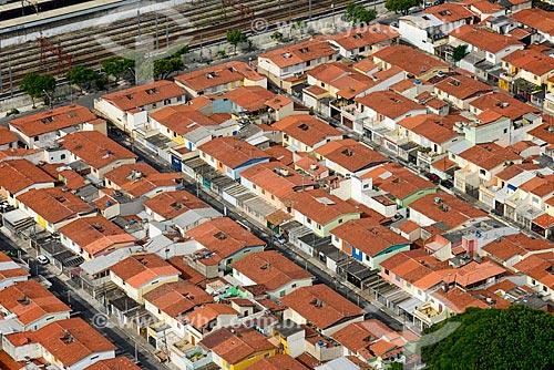 Foto aérea do Conjunto Residencial Parque da Lapa  - São Paulo - São Paulo (SP) - Brasil