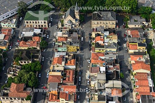 Foto aérea da Vila Maria Zélia no Belenzinho  - São Paulo - São Paulo (SP) - Brasil