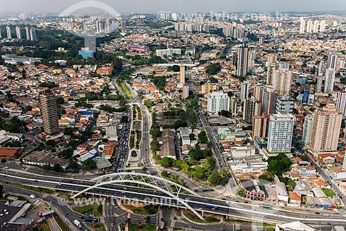 Foto aérea da Avenida dos Autonomistas  - Osasco - São Paulo (SP) - Brasil