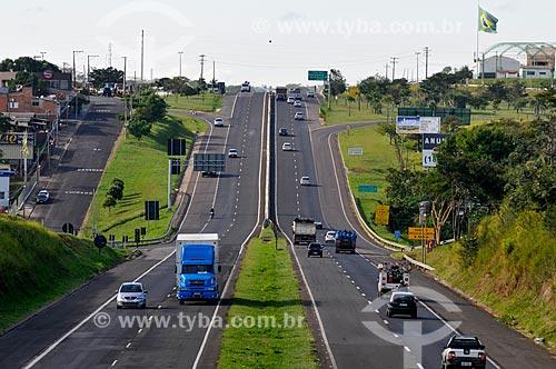 Rodovia Raposo Tavares (SP-270)  - Presidente Prudente - São Paulo (SP) - Brasil