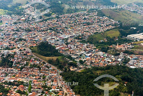 Foto aérea da cidade de Santa Isabel  - Santa Isabel - São Paulo (SP) - Brasil