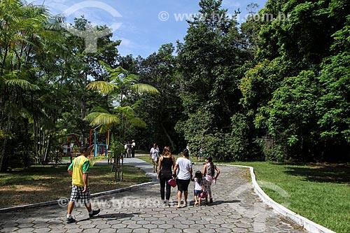 Parque Municipal do Mindu  - Manaus - Amazonas (AM) - Brasil