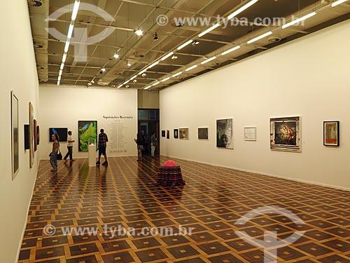 Museu de Arte do Rio Grande do Sul Ado Malagoli (MARGS)  - Porto Alegre - Rio Grande do Sul (RS) - Brasil
