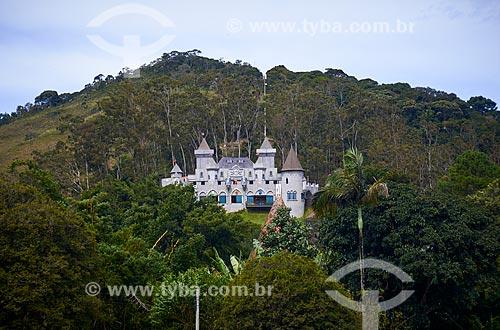 Vista do Hotel Le Canton  - Teresopolis - Rio de Janeiro - Brazil
