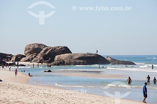 Praia de Grumari  - Rio de Janeiro - Rio de Janeiro (RJ) - Brasil