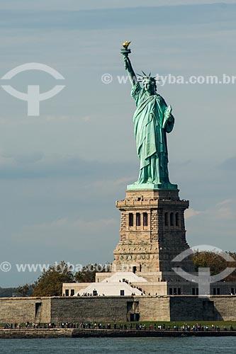 Estátua da Liberdade (1886)  - Cidade de Nova Iorque - Nova Iorque - Estados Unidos