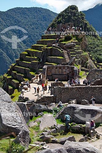 Ruínas de Machu Picchu  - Departamento de Cusco - Peru