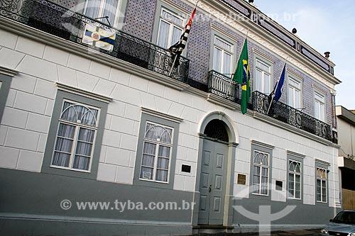 Fachada do Museu Republicano  - Itu - São Paulo (SP) - Brasil