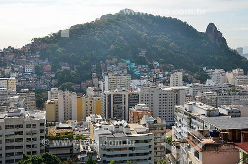 Vista do Parque Estadual da Chacrinha a partir do Morro dos Cabritos  - Rio de Janeiro - Rio de Janeiro (RJ) - Brasil
