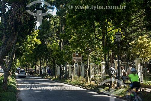 Avenida Köeller próximo ao Palácio Sergio Fadel - sede da Prefeitura de Petrópolis  - Petrópolis - Rio de Janeiro (RJ) - Brasil