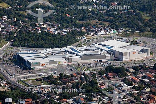 Foto aérea do ParkShopping Campo Grande  - Rio de Janeiro - Rio de Janeiro (RJ) - Brasil