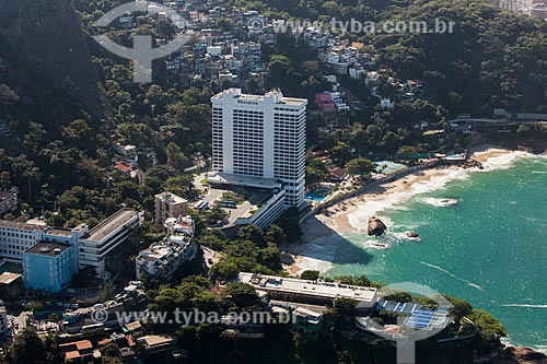 Foto aérea do Sheraton Rio Hotel & Resort  - Rio de Janeiro - Rio de Janeiro (RJ) - Brasil