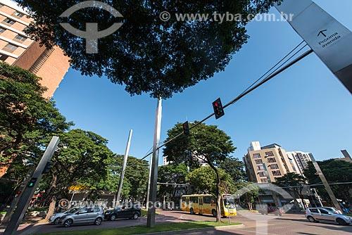 Praça Savassi - esquina da Avenida Cristóvão Colombo com a Avenida Getúlio Vargas  - Belo Horizonte - Minas Gerais (MG) - Brasil