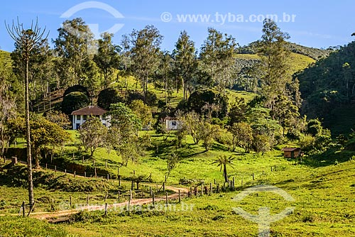 Fazenda no Vale do Alcantilado  - Bocaina de Minas - Minas Gerais (MG) - Brasil