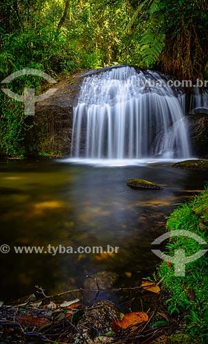 Cachoeira no Vale do Alcantilado  - Itatiaia - Rio de Janeiro (RJ) - Brasil