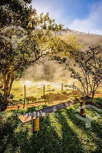 Orvalho no Vale do Alcantilado  - Bocaina de Minas - Minas Gerais (MG) - Brasil