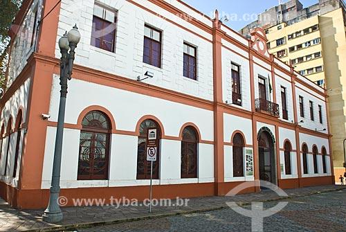 Museu do Comando Militar do Sul (Século XIX)  - Porto Alegre - Rio Grande do Sul (RS) - Brasil