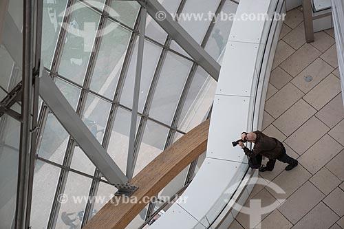 Fotógrafo na Fundação Louis Vuitton  - Paris - Paris - França