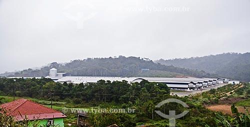 Granja entre as cidades de Santa Maria de Jetibá e Melgaço  - Santa Maria de Jetibá - Espírito Santo (ES) - Brasil