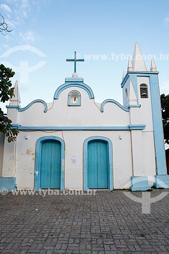 Fachada da Igreja de São Francisco  - Mata de São João - Bahia (BA) - Brasil