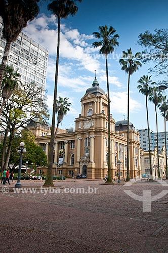 Museu de Arte do Rio Grande do Sul Ado Malagoli (1913)  - Porto Alegre - Rio Grande do Sul (RS) - Brasil