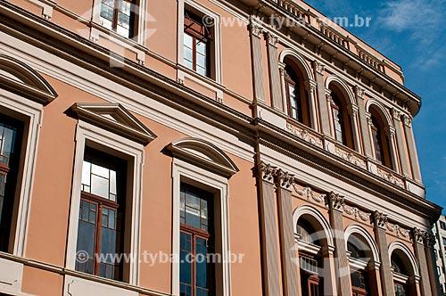 Fachada do Museu da Comunicação Hipólito José da Costa (1922)  - Porto Alegre - Rio Grande do Sul (RS) - Brasil