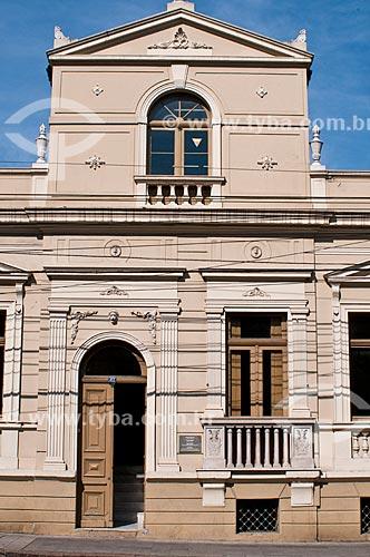 Casa Torelly (1899)  - Porto Alegre - Rio Grande do Sul (RS) - Brasil