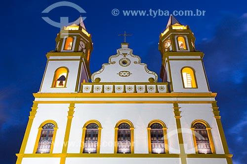 Igreja Matriz de Nossa Senhora do Livramento (1861)  - Bananeiras - Paraíba (PB) - Brasil